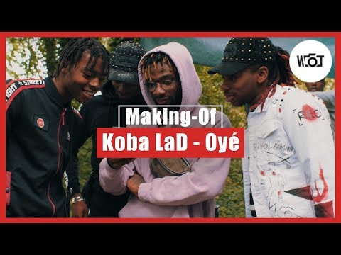 Un tournage avec ... Koba LaD, A La Réa PT.3 + Surprise // William Thomas