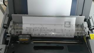 LQ-590H WIndows10 TEST PRINT