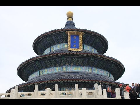 Temple of Heaven: Hall of Prayer for Good Harvests / 天坛 / 天壇 (祈年殿)