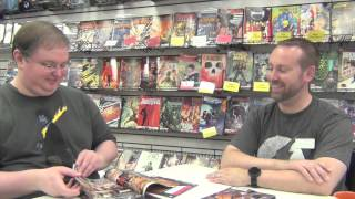 Alter Ego Comics TV #211: 6 Comics You Can