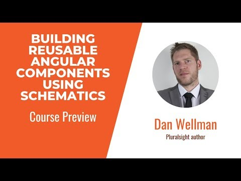 Angular Skills: Building Reusable Angular Components Using Schematics Course Preview thumbnail