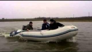 Лодка Honda T40+Mercury 30