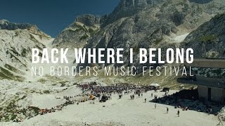 """Back Where I Belong"" 