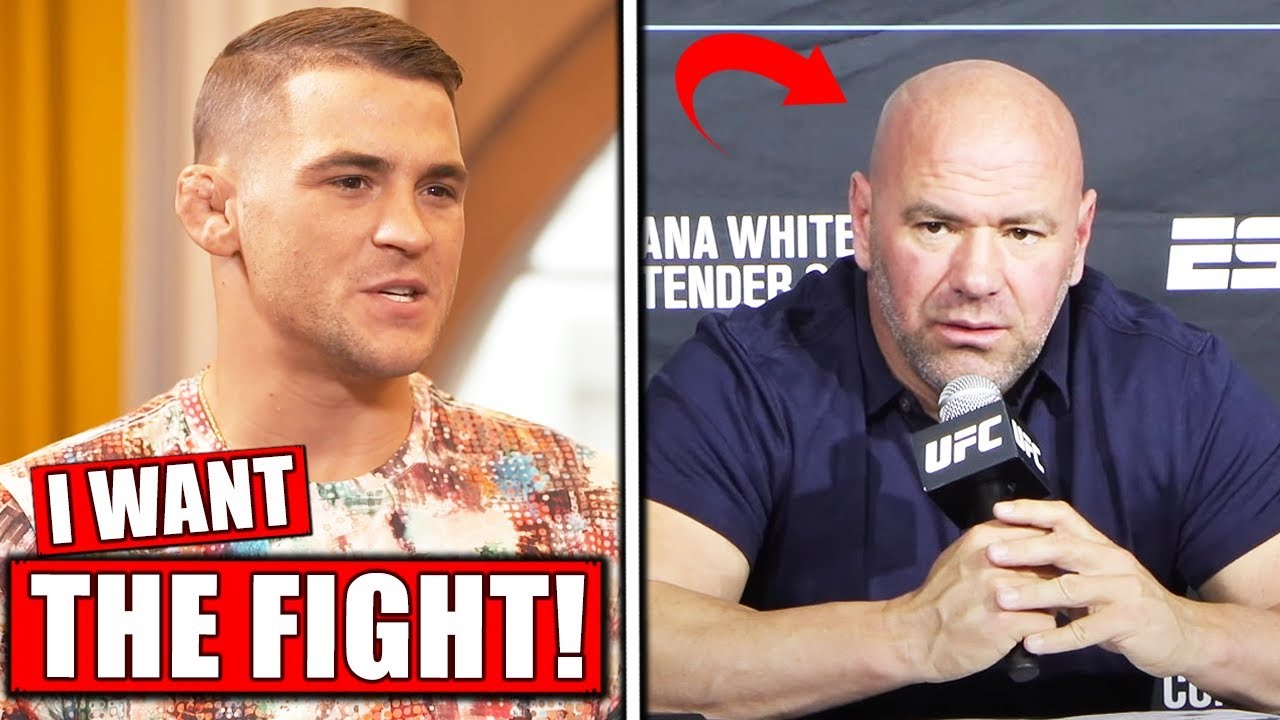 Poirier says Dana White is LYING about Tony Ferguson situation, Kevin Lee FINED, Cody Garbrandt