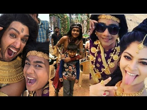 Chandragupta Maurya Serial Actor's Offscreen Masti |Saurabh raj jain |Kartikey Malviya