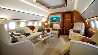Private jets you can afford for a mere $100 million | CNBC International