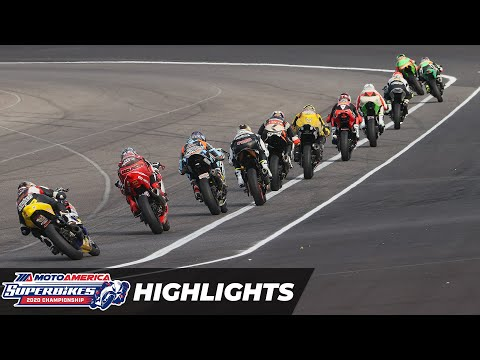 Liqui Moly Junior Cup Race 1 Highlights at Indianapolis Motor Speedway 2020