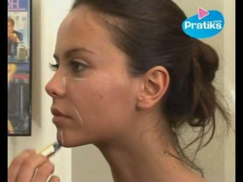 comment faire un maquillage naturel et glamour 2 5 youtube. Black Bedroom Furniture Sets. Home Design Ideas