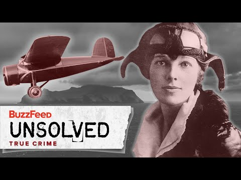 Thumbnail: The Odd Vanishing of Amelia Earhart