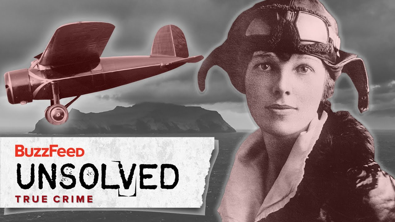 Amelia Earhart Mystery: Was the Lost Pilot Eaten by Giant Coconut Crabs?