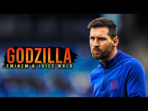 Lionel Messi 2020 ► Eminem - Godzilla Ft. Juice WRLD ● Skills & Goals ► HD