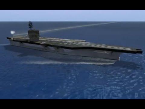 Dangerous Waters Ingame Graphics Trailer |