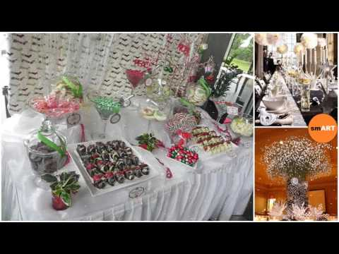 Awesome Christmas Party Decoration Ideas   Best Christmas Party Themes   YouTube