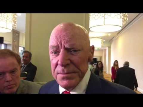 Houston Texans Owner Bob McNair On Mark Davis Oakland Raiders Las Vegas Presentation