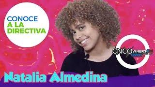 Conoce a la Directiva | Natalia Almedina | CNCOWNERS Team Puerto Rico 🇵🇷