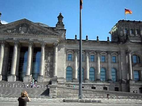 Reichstag, Parliament of Germany, Berlin