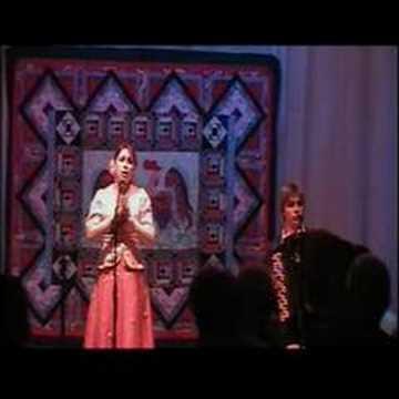 Nina Selivanova Russian folk singer from Moscow Russia