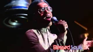 LAWRENCE ROWE - ON MY OWN @ BLESSED SOULS UK