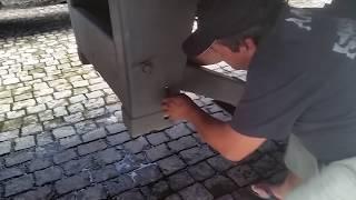 Como desengatar uma carreta