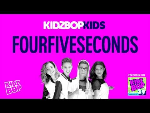KIDZ BOP Kids - FourFiveSeconds (KIDZ BOP 29)