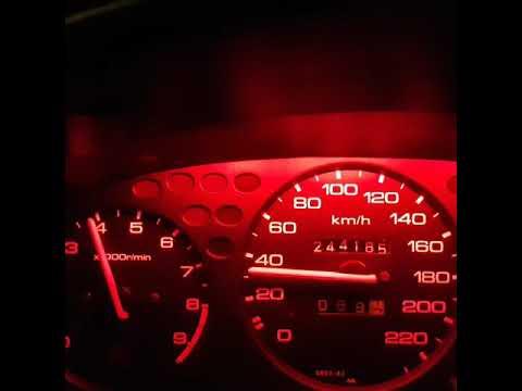 Honda 1.6 ies kesici şov