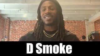 D Smoke Talks Rhythm + Flow, Snoop Dogg, Deontay Wilder Fight, \u0026 More