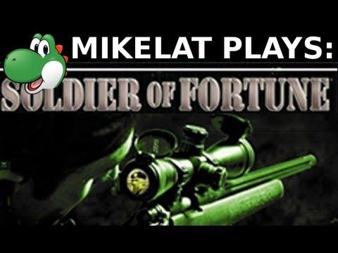 Soldier of Fortune - #1 - Pc Viejas Glorias 2000 - Gameplay Español - NOV 2015