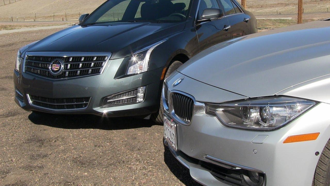 Mazda mazda 3 0-60 : Cadillac ATS 2.0T vs BMW 335i Mashup 0-60 MPH Performance Test ...
