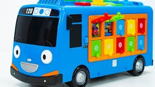 Teach Kids Colors and Numbers with Tayo the Little Bus!