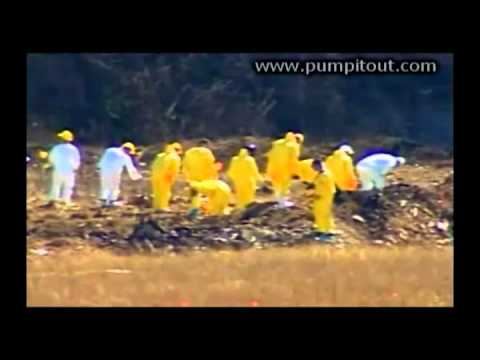 9/11 Flight 93 Crash Scene Investigators Cannot Find A Large Boeing 757