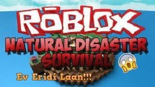 Roblox avec Volcano et Kadir - House Melted Laannn!