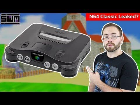 Did The N64 Classic Just Leak Online?!   Rumor Wave