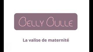 Faire sa valise de maternité : Les recommandations d'une sage-femme