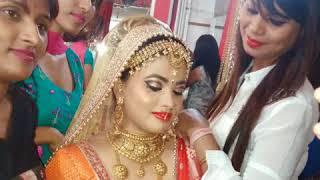 Bridal Makeup Done by Anshika Gupta Makeup Artist || Anshika Beauty saloon and Academy || Bridal