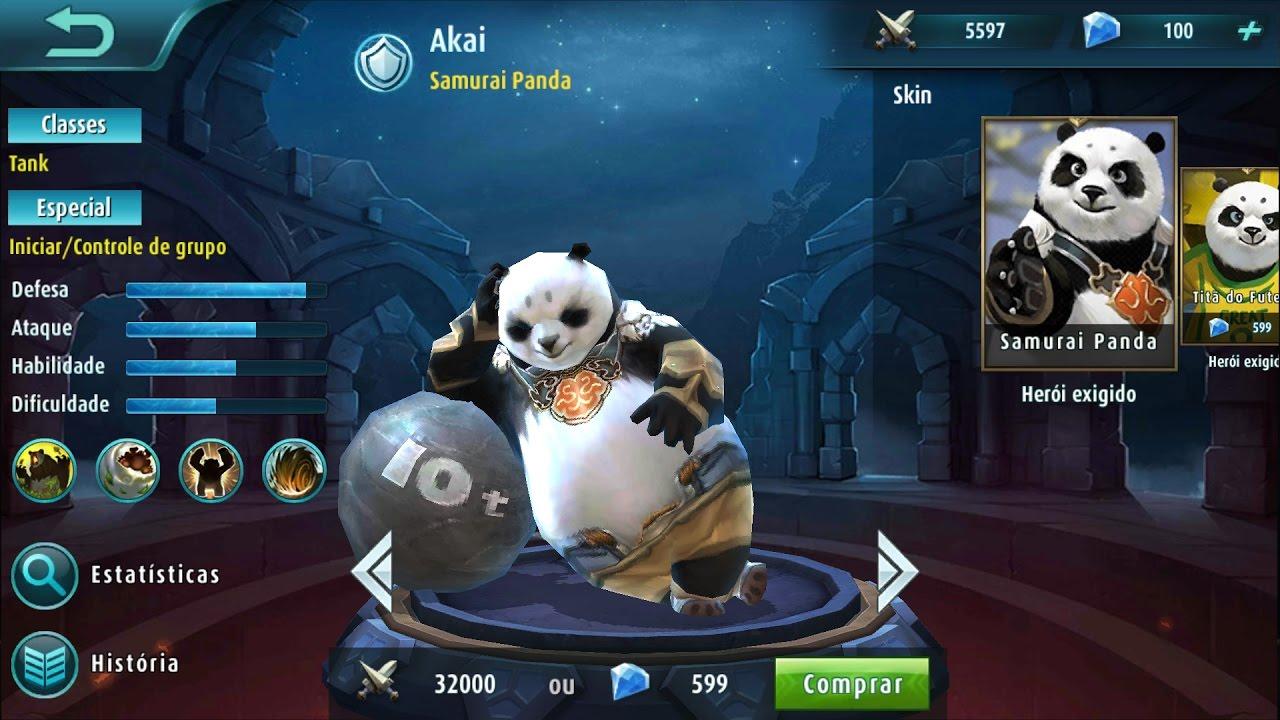 Image Result For Mobile Legends Akai