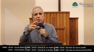 Inferioridade E Autoestima - Parte II   Estudo Bíblico