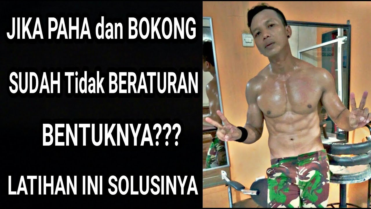 Bokong trsexy