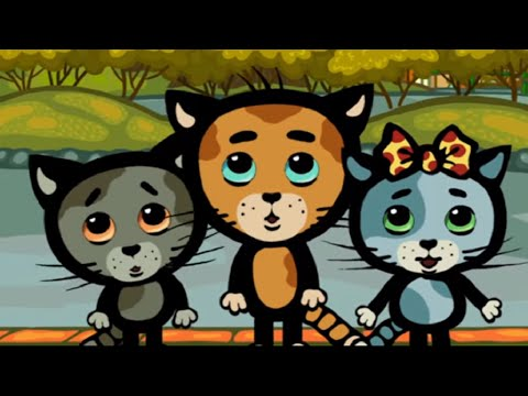 Котяткины истории - Три котенка