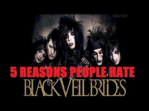 5 Reasons People Hate BLACK VEIL BRIDES