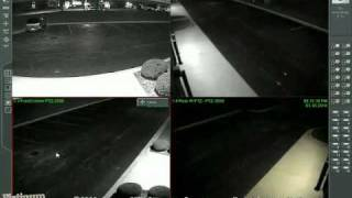 Control PTZ Cameras remotely with Alnet CMS Software for Home and Business Security Cameras