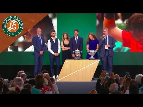 Draw Ceremony | Roland-Garros 2018