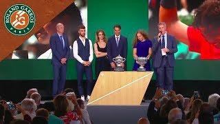Draw Ceremony   Roland-Garros 2018