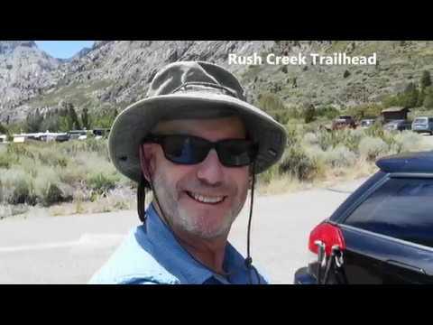 Rush Creek To Tuolumne Meadows, JMT 2016 Solo Hike