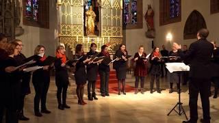 Marginalchor: Christmas Lullaby (John Rutter) - Women's Choir