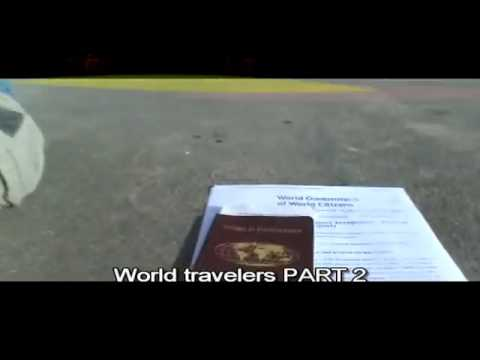 (secret) WORLD PASSPORT