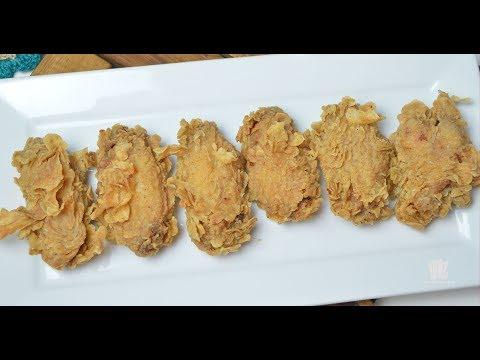 পারফেক্ট ক্রিস্পি ফ্রাইড চিকেন রেসিপি ।। Perfect Crispy Fried Chicken Recipe
