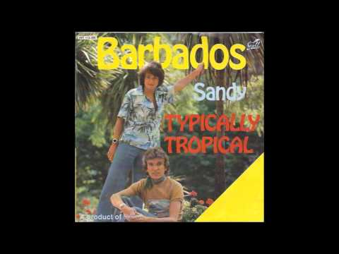Sandy - Typically Tropical (1975)