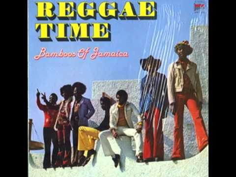 Bamboos of Jamaica - Reggae Time lp Funk Soul Breaks