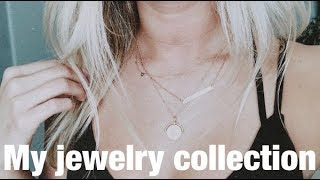 MY JEWELRY COLLECTION (VLOG 19)