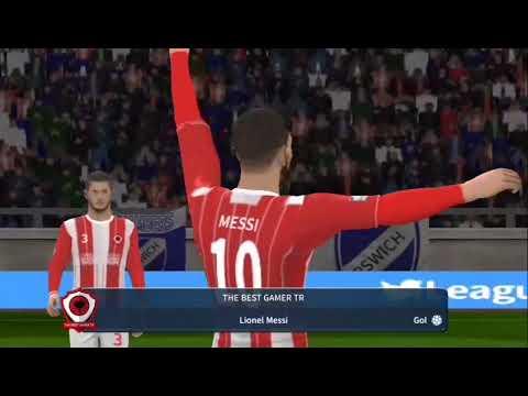 Dream League Soccer 2019 (Ipswich  0 - 11 THE BEST GAMER TR)